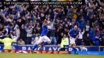 Everton vs Tottenham Hotspur 0 - 0 Highlights 3/11/2013 EPL/BPL