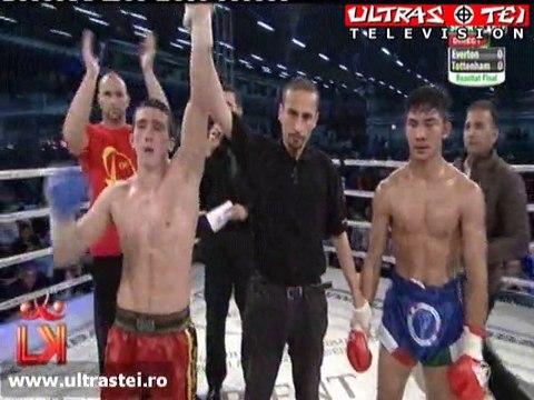 Cristian Spetcu (Ro) vs. Apirak Sitmonchai (Th)  - Superkombat New Heroes 6, Marina di Carrara, 3 nov 2013