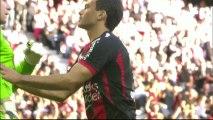 But Dario CVITANICH (77ème pen) - OGC Nice - Girondins de Bordeaux (1-2) - 2013/2014