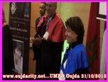 la céromonie de remise des insignes de Docteur Honoris Causa a Mme Martine AUBRY  / UMPO oujda