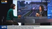 BFM Politique: L'interview de Najat Vallaud-Belkacem par Apolline de Malherbe - 03/11