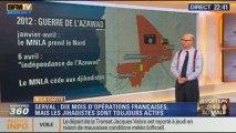Harold à la carte: Opération Serval: dix mois de présence française au Mali - 03/11