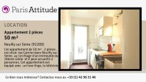 Appartement 1 Chambre à louer - Neuilly sur Seine, Neuilly sur Seine - Ref. 8574