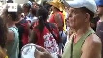 Multidão toma as ruas do Rio de Janeiro nos blocos de Carnaval