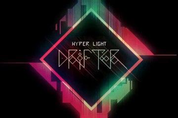 1ère vidéo de gameplay de Hyper Light Drifter