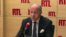 """Laurent Fabius : """"Des opérations sont en cours au Mali"""""""