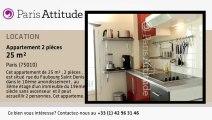 Appartement 1 Chambre à louer - Gare de l'Est/Gare du Nord, Paris - Ref. 8660