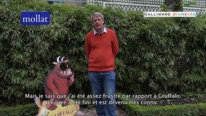 Vidéo de Axel Scheffler