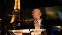 Discours de Jean Giraud Moebius, Médaille de l'Ordre National du Mérite
