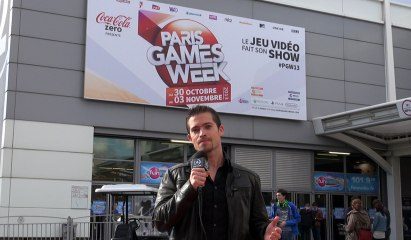 Reportage sur la Paris Games Week 2013 de