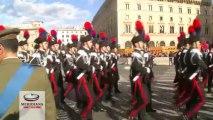 Festa delle Forze Armate, all'Altare della Patria tornano le frecce tricolori