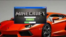 Minecraft Premium Account Generator Minecraft Gift Code Generator Download Working Version 2013