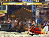 Garou Mark Of The Wolves Matches 579-585