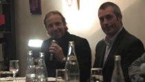 Débat Courbevoie 3.0 – SPORT avec Philippe Candeloro et Arash Derambarsh