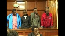 Kenya charges four men with aiding Nairobi shopping mall attackers