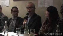 Débat Courbevoie 3.0 – SPORT avec Joël Quiniou et Arash Derambarsh