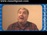 Russell Grant Video Horoscope Cancer November Tuesday 5th 2013 www.russellgrant.com