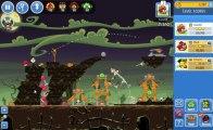 Angry Birds Friends Halloween Tournament Week 77 Level 2 High Score 124k (No Power-ups) 04-11-2013