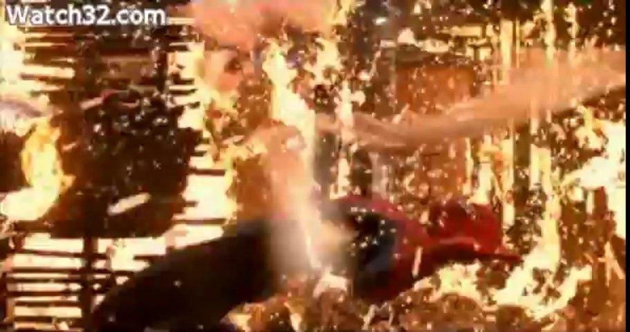 Spider-Man (2002): Razor Fight with Subtitles