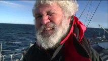 L'équipage hissent les voiles © V.Hilaire/francetv nouvelles écritures/Thalassa/Tara Expéditions