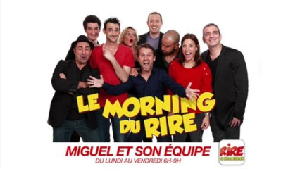 Morning Rire et Chansons - Chantal Damiens - Eul Conard