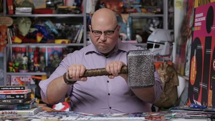 Angry Nerd - The Implausibility of Thor's Physics-Defying Hammer, Mjölnir