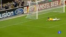 Así ha sido el histórico calvario del  Real Madrid en Turín