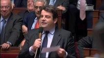 Question au Gouvernement de Thierry Solère, député UMP des Hauts-de-Seine