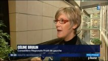 Céline Brulin (PCF/FDG) intervient sur France 3 et France Bleu Haute-Normandie au sujet du budget 2014 du Conseil Régional