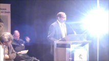 Ehsan Sehgal is reading his poetry in The Hague, Holland.