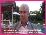 Le professeur MBEKHTA  Mostapha Professeur en Mathematiques Univérsité de Lille1 France