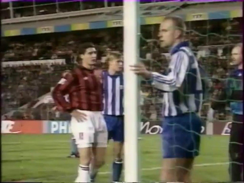 IFK Göteborg v. AC Milan 07.04 1993 Champions League 1992/1993