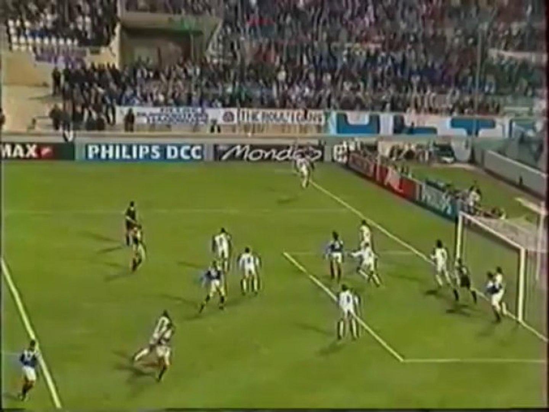 Olympique Marsylia v. Glasgow Rangers 07.04 1993 Champions League 1992/1993