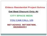 latesh project((9871424442=eldeco sector 2 sohna gurgaon))residential