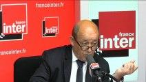 L'invité de 8h20 : Jean-Yves Le Drian