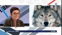 Corinne BERNARD était l'invitée de la Voix est Libre de France 3 Alpes