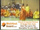 Sifu Walter Toch hosting Top Shaolin Monks in Belgium 1994