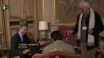 Quai d'Orsay au cinéma