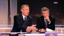 François Bayrou et Jean-Louis Borloo, invités du 20h sur TF1 - 051113