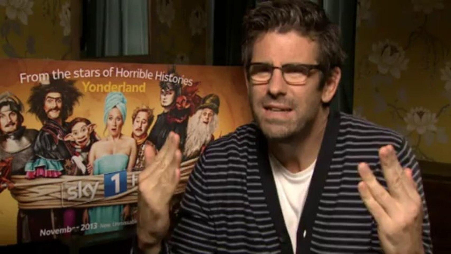 Yonderland cast interviews