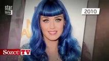 Geçmişten günümüze Katy Perry