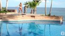 Une FILLE, un BIKINI, des formes parfaites et une piscine!!! Jennifer Vaughn est ULTRA CHAUDE!