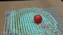 """La """"table-morphing"""" : une surface en 3D qui prend n'importe quelle forme"""