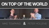 Imagine Dragons A Capella COVER - On Top of the World - Peter Hollens and Mike Tompkins