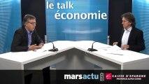 Le talk économie Marsactu : Frédéric Houssay, responsable du comité éditorial des rencontres capitales