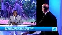 L'ENTRETIEN - Raymond Tshibanda, ministre des Affaires étrangères de la République démocratique du Congo