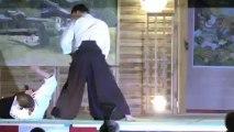 Aïki goshin do Takeda ryu Maroto ha la grande nuit des samouraïs fréthun 27 mars 2010