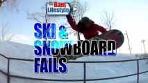 Snowboard & Ski Fails Video Compilation