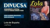 Lola Flores - Lola de España