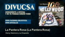 Henry Salomon y su Orquesta - La Pantera Rosa - La Pantera Rosa